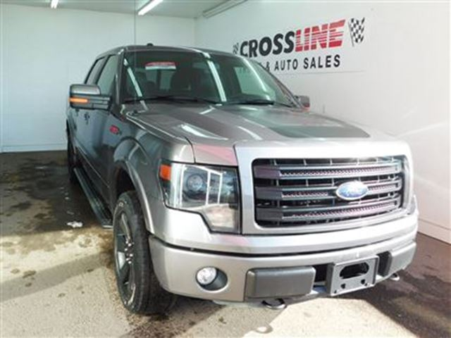 2014 ford f 150 fx4 edmonton alberta used car for sale 2417441. Black Bedroom Furniture Sets. Home Design Ideas