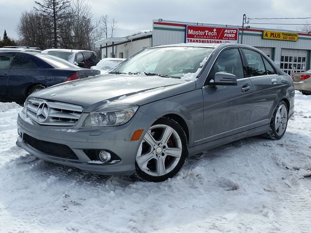 2010 mercedes benz c class c300 4matic grey autofind for Mercedes benz c300 4matic 2010 price