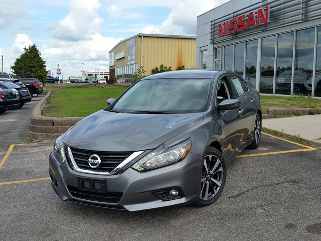 2016 nissan altima 2 5 sr grey experience nissan new car. Black Bedroom Furniture Sets. Home Design Ideas