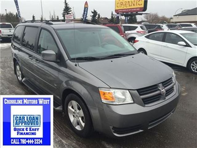 2009 dodge grand caravan se edmonton alberta used car. Black Bedroom Furniture Sets. Home Design Ideas