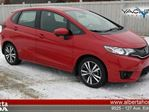 2015 Honda Fit EX! LOW KM!! BACKUP CAMERA!! in Edmonton, Alberta