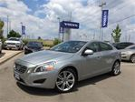 2012 Volvo S60 T6 AWD A ** VOLVO CERTIFIED PRE-OWNED SERIES ** Fi in Mississauga, Ontario