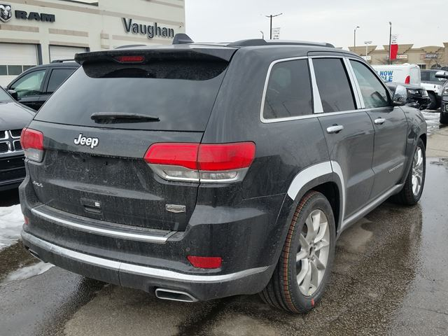 2016 jeep grand cherokee summit 4x4 vaughan ontario car for sale 2422453. Black Bedroom Furniture Sets. Home Design Ideas