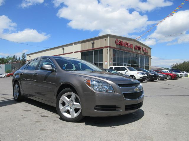 2011 Chevrolet Malibu LS, LOADED, A/C, ONLY 52K! in Stittsville, Ontario