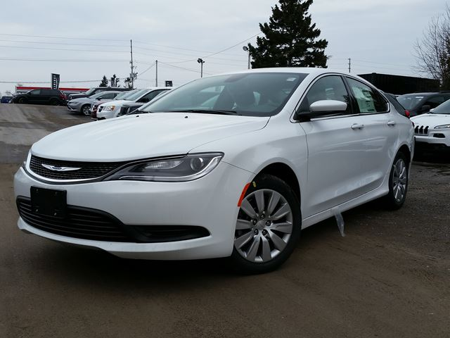 2016 chrysler 200 lx port hope ontario new car for sale. Black Bedroom Furniture Sets. Home Design Ideas