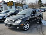 2006 Mercedes-Benz C-Class C280 4MATIC-SUPERDEAL-EXTRA  CLEAN-130 K in Scarborough, Ontario