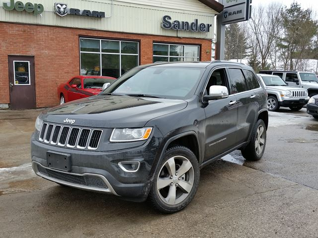 2015 jeep grand cherokee limited black sander chrysler. Black Bedroom Furniture Sets. Home Design Ideas