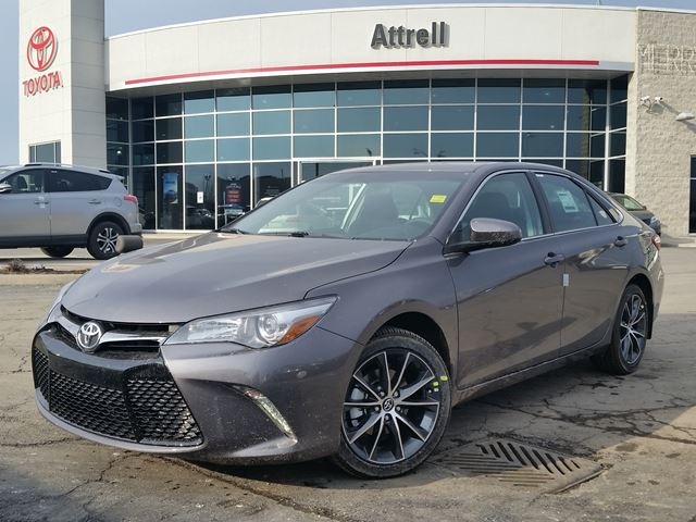 2016 toyota camry xse grey for 30505 in brampton. Black Bedroom Furniture Sets. Home Design Ideas