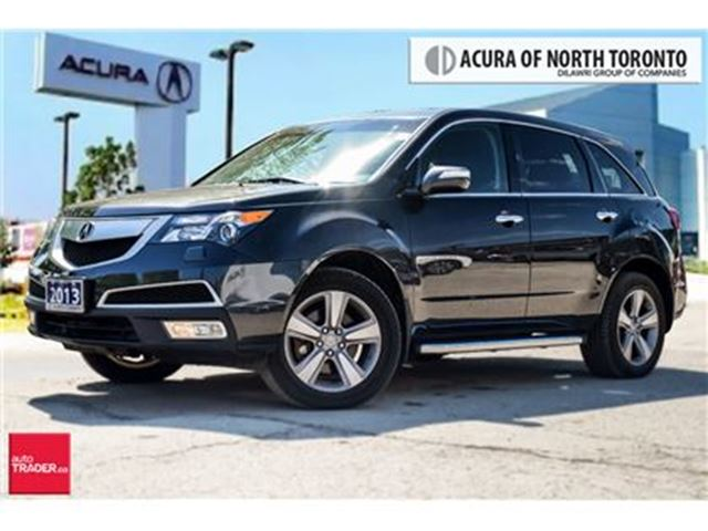 2013 Acura MDX Tech 6sp at Navi CAM Bluetooth Sunroof in Thornhill, Ontario