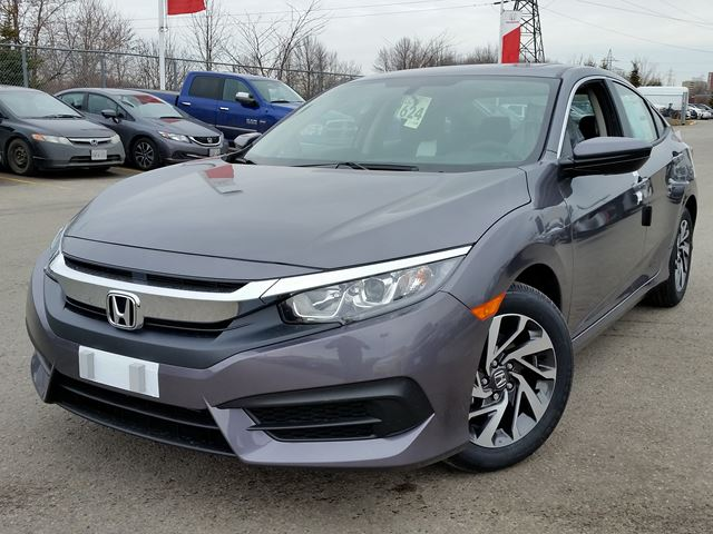 2016 honda civic ex whitby ontario car for sale 2423622. Black Bedroom Furniture Sets. Home Design Ideas