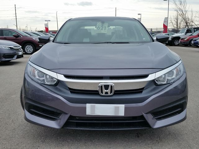 2016 honda civic ex whitby ontario car for sale 2423627. Black Bedroom Furniture Sets. Home Design Ideas