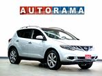 2012 Nissan Murano PLATINUM LEATHER SUNROOF NAVIGATION BACK UP CAM AWD in North York, Ontario