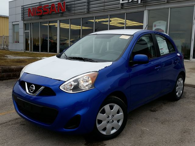 2016 nissan micra sv sport blue experience nissan new car. Black Bedroom Furniture Sets. Home Design Ideas