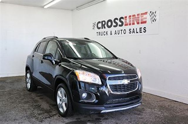 used chevrolet trax for sale in alberta autogo. Black Bedroom Furniture Sets. Home Design Ideas