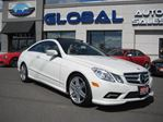 2010 Mercedes-Benz E-Class E550 COUPE LOCAL TRADE 5.5L V8 TONS OF POWER in Ottawa, Ontario