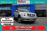 2013 Cadillac Escalade ULTRA LUXURY/NAV/ROOF/NO ACCIDENTS/ in Milton, Ontario