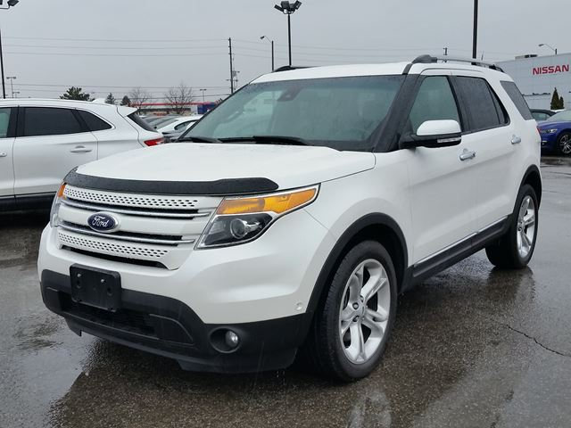 2015 ford explorer limited 4wd fully loaded amazing deal scarborough ontario used car for. Black Bedroom Furniture Sets. Home Design Ideas
