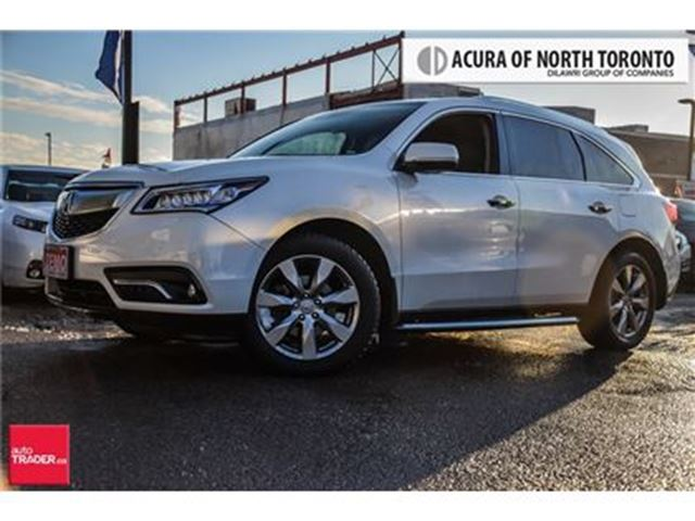 2016 acura mdx elite financing rate as low as 2 5 white. Black Bedroom Furniture Sets. Home Design Ideas