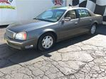 2002 Cadillac DeVille Automatic, Leather, Sunroof, Heated Seats in Burlington, Ontario