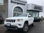 2016 Jeep Grand Cherokee Limited in Georgetown, Ontario