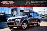 2008 Suzuki Grand Vitara JX V6 Manual 4WD Keyless_Go Fog Lights SideSteps 17 Alloys in Thornhill, Ontario