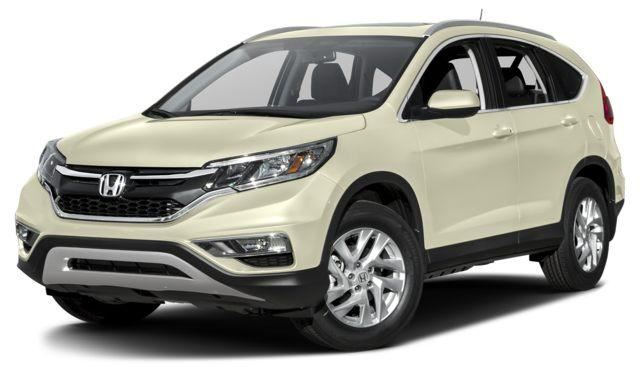 2016 honda cr v ex l white barrie honda new car for Honda crv 2016 white