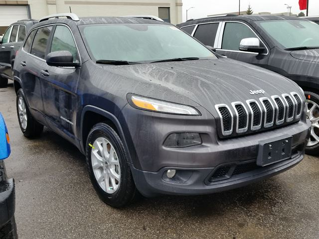 2016 jeep cherokee north 4x4 vaughan ontario car for sale 2422466. Black Bedroom Furniture Sets. Home Design Ideas