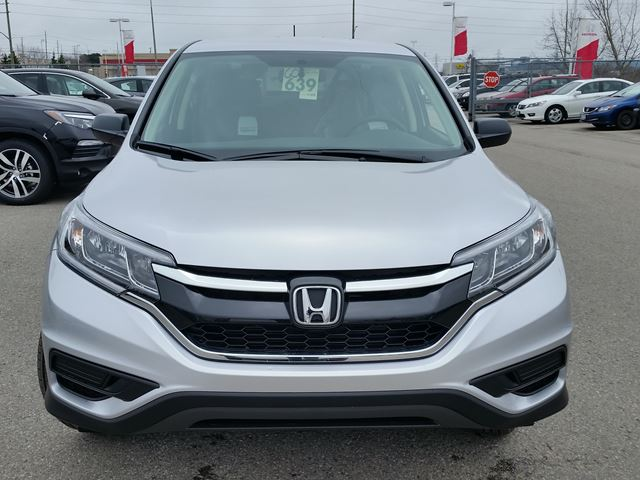 2016 honda cr v lx whitby ontario new car for sale. Black Bedroom Furniture Sets. Home Design Ideas
