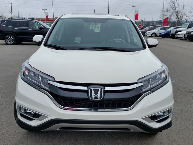 2016 honda cr v ex l whitby ontario car for sale 2423635. Black Bedroom Furniture Sets. Home Design Ideas