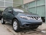 2013 Nissan Murano SL/ACCIDENT FREE AND ONE OWNER/AWD/HEATED SEATS/BACK UP CAMERA/BOSE AUDIO in Edmonton, Alberta
