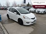 2010 Honda Fit Sport 5-speed manual in Winnipeg, Manitoba