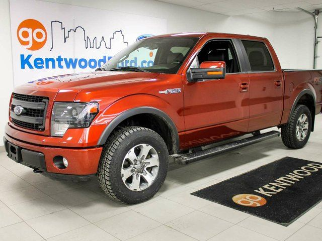 2014 ford f 150 fx4 orange kentwood ford. Black Bedroom Furniture Sets. Home Design Ideas