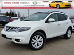 2014 Nissan Murano SL AWD w/all leather,rear cam,climate control,heated seats in Cambridge, Ontario