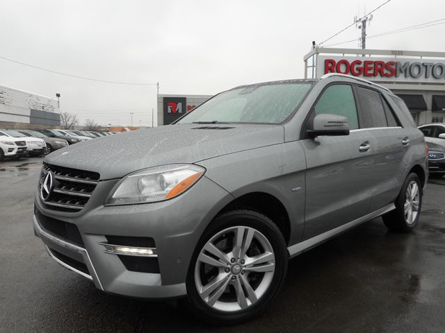 2012 mercedes benz ml350 bluetec navi reverse cam grey. Black Bedroom Furniture Sets. Home Design Ideas