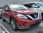 2016 Nissan Murano SL AWD in Mississauga, Ontario