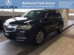 2014 Acura MDX Navigation Package in Thunder Bay, Ontario