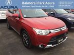 2015 Mitsubishi Outlander GT V6 Power!! Leather!! in Thunder Bay, Ontario