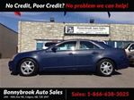 2009 Cadillac CTS w/1SB AWD COMES FULLY MECHANICALLY SAFETY CERTIFIE in Calgary, Alberta