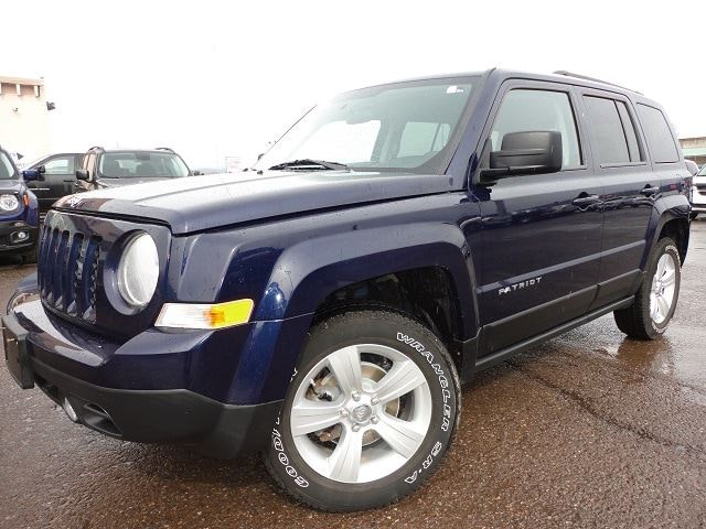 2012 Jeep Patriot North in Smithers, British Columbia