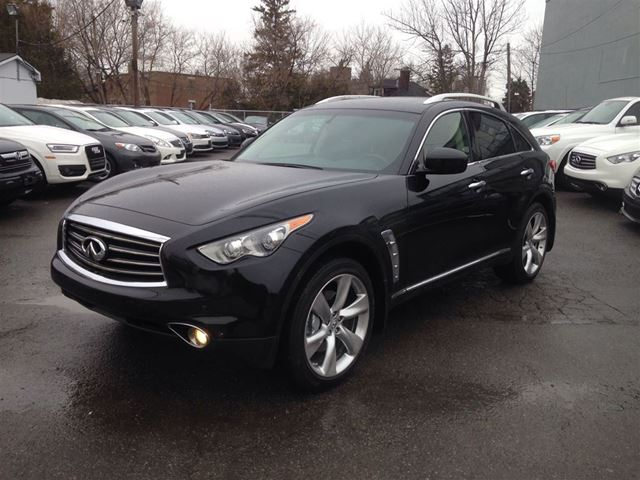 2012 Infiniti FX50 Premium (A7) All-wheel Drive in Ottawa, Ontario