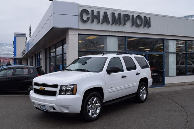 2013 CHEVROLET TAHOE LS in Trail, British Columbia