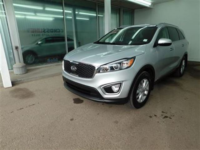 2016 kia sorento 2 4l lx edmonton alberta used car for sale 2432119. Black Bedroom Furniture Sets. Home Design Ideas