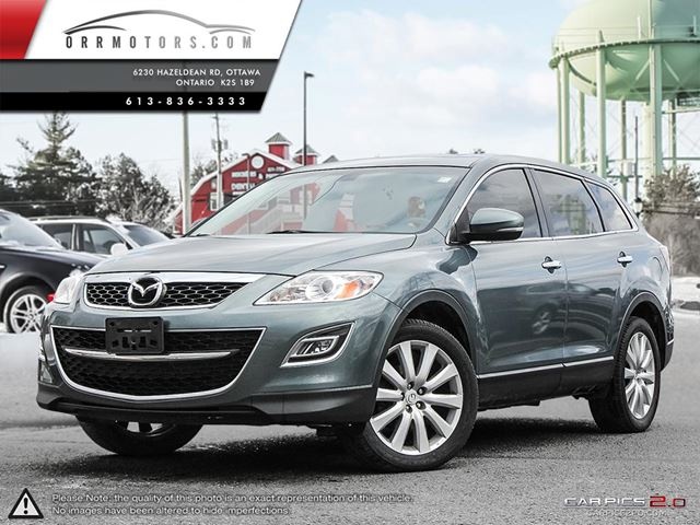 2010 mazda cx 9 touring 4wd gray orr motors. Black Bedroom Furniture Sets. Home Design Ideas