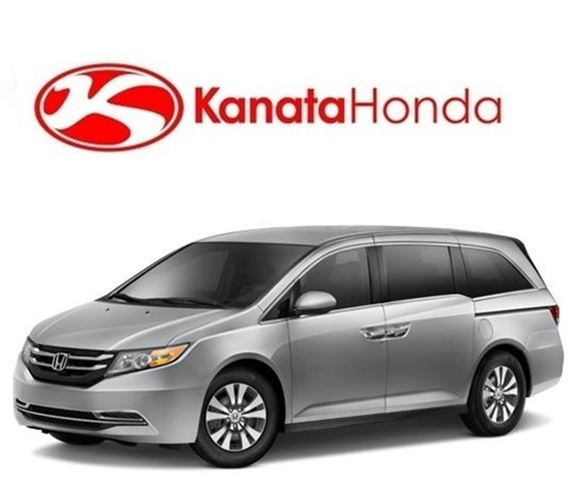 2016 honda odyssey ex l res lunar silver met kanata honda. Black Bedroom Furniture Sets. Home Design Ideas