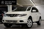 2011 Nissan Murano SL, AWD, Cuir, Toit, GPS in Longueuil, Quebec