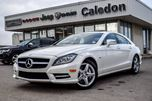 2012 Mercedes-Benz CLS-Class CLS550 4Matic Navi Sunroof Leather Vented Front Seat 19Alloy Rims in Bolton, Ontario