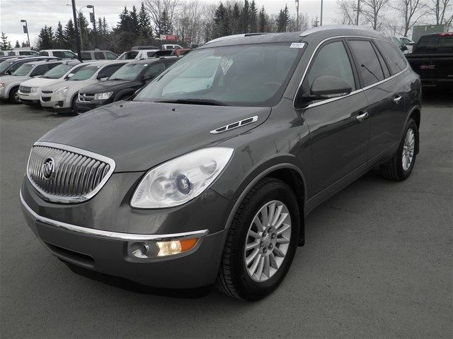 2011 buick enclave cx calgary alberta used car for sale. Black Bedroom Furniture Sets. Home Design Ideas
