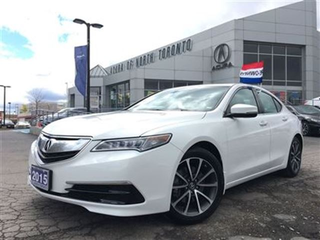 2015 acura tlx 3 5l p aws w tech pkg incoming white acura of north toronto. Black Bedroom Furniture Sets. Home Design Ideas