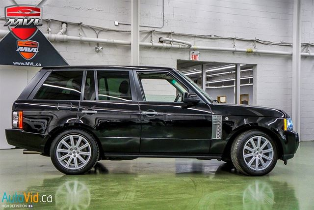 2010 land rover range rover supercharged oakville ontario used car for sale 2434354. Black Bedroom Furniture Sets. Home Design Ideas