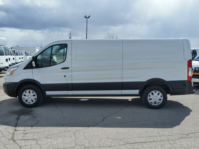 2015 ford transit cargo van white bennett auto sales. Black Bedroom Furniture Sets. Home Design Ideas